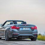 BMW M4 Convertible on Vossen Wheels (1)