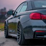 BMW M4 Convertible on Vossen Wheels (4)
