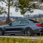 BMW M4 Convertible on Vossen Wheels (5)