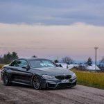 BMW M4 Convertible on Vossen Wheels (6)