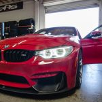 F80 BMW M3 in Imola Red by EAS (1)