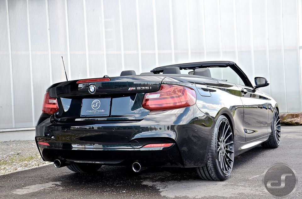 Hamann BMW M235i Cabriolet by DS Automobile  (13)