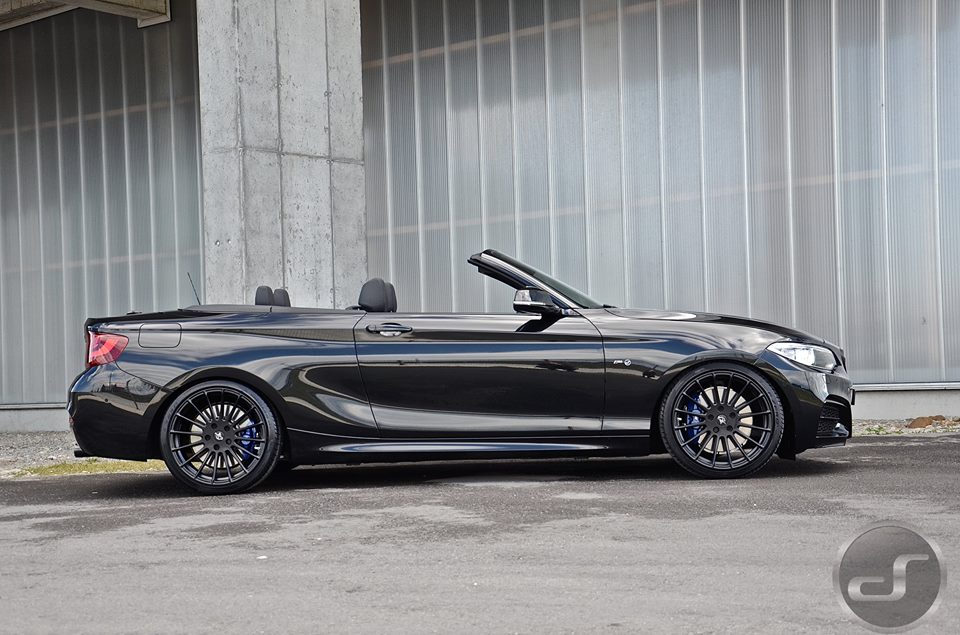 Hamann BMW M235i Cabriolet by DS Automobile  (4)