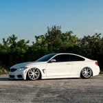 Alpine White BMW 435i Coupe with M Sport Package Bagging Treatment (12)