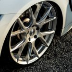 Alpine White BMW 435i Coupe with M Sport Package Bagging Treatment (15)