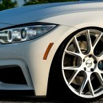 Alpine White BMW 435i Coupe with M Sport Package Bagging Treatment (16)