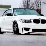 BMW 1M on Vossen Wheels  (10)