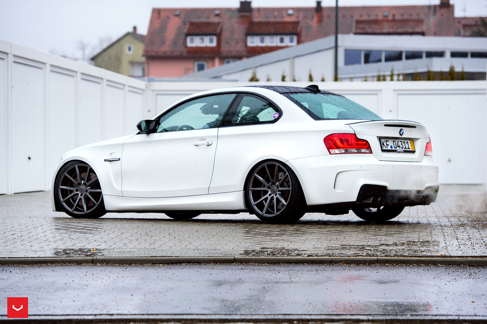 BMW 1M on Vossen Wheels  (13)