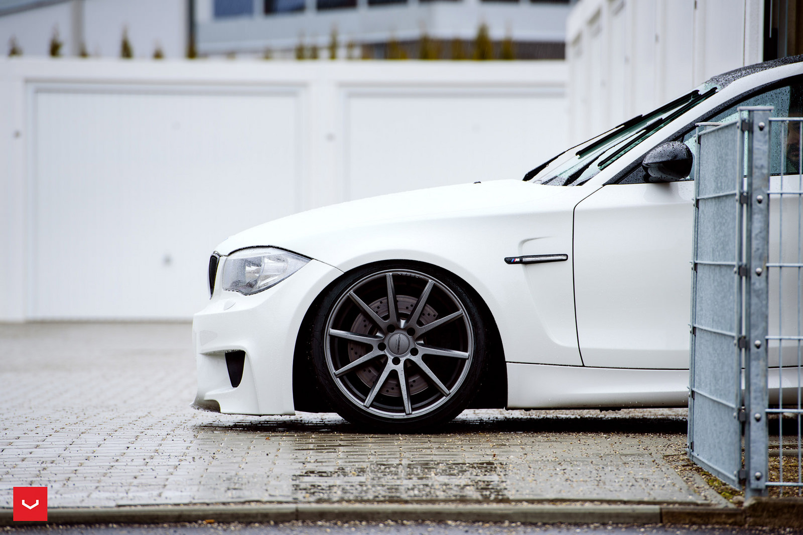 BMW 1M on Vossen Wheels  (14)