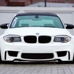 BMW 1M on Vossen Wheels  (2)