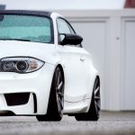 BMW 1M on Vossen Wheels  (3)