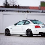 BMW 1M on Vossen Wheels  (7)