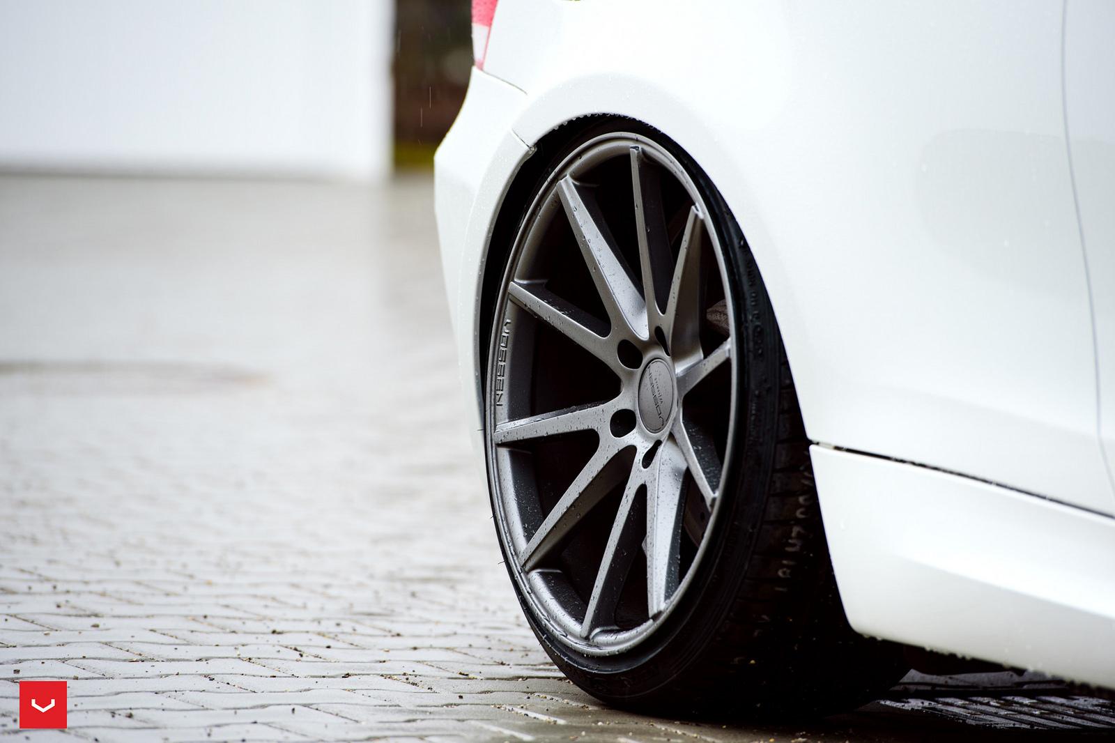 BMW 1M on Vossen Wheels  (8)
