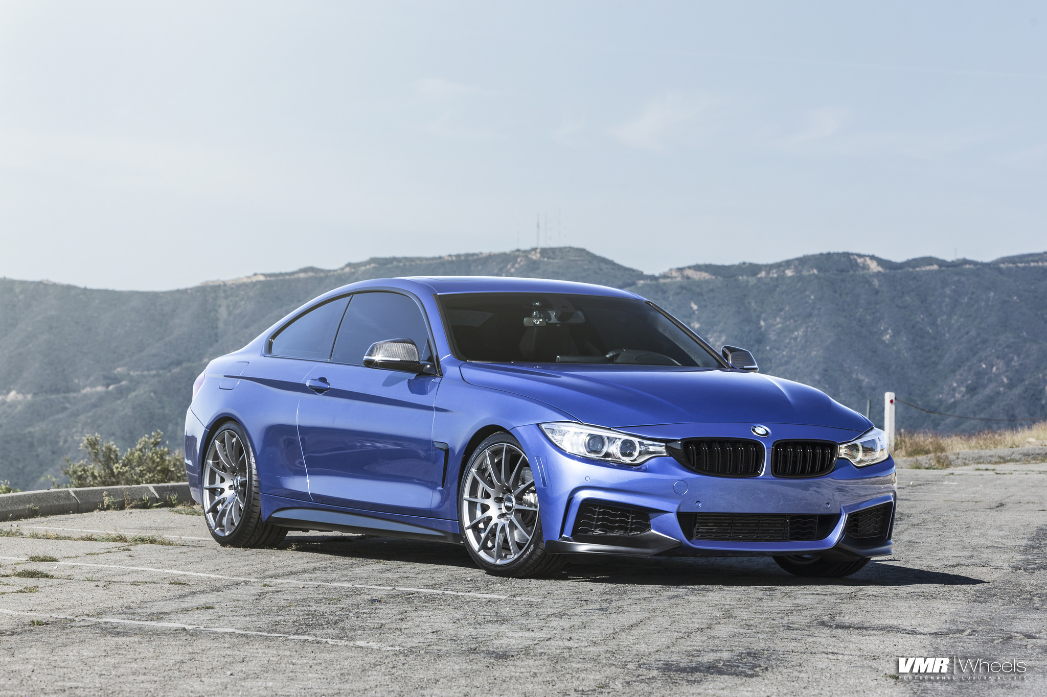 BMW 428i on VMR Wheels (1)