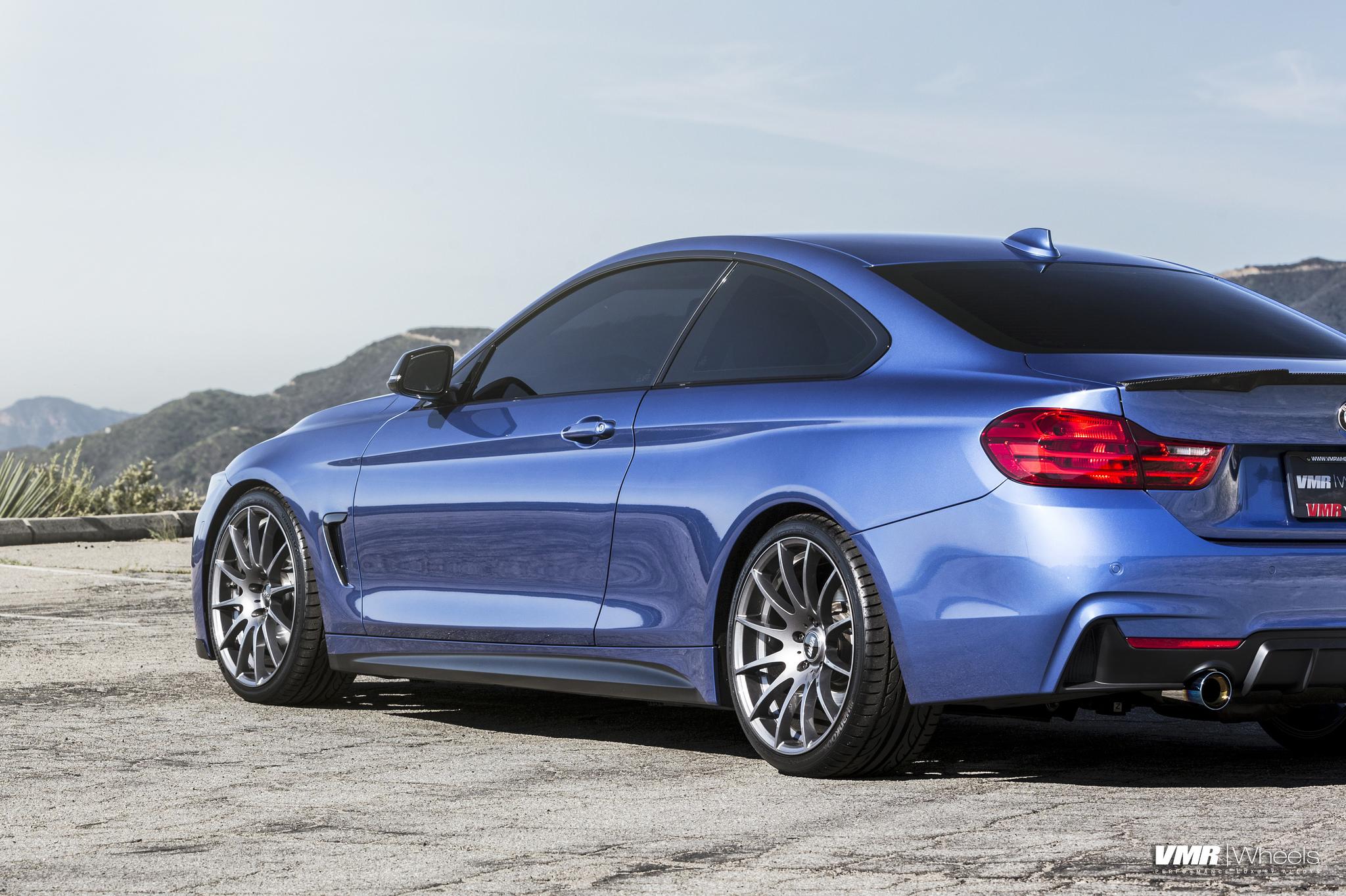 BMW 428i on VMR Wheels (4)