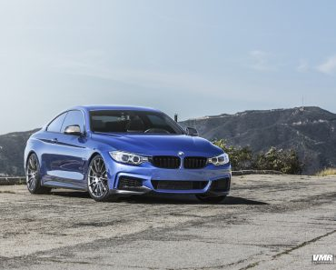 BMW 428i on VMR Wheels (6)