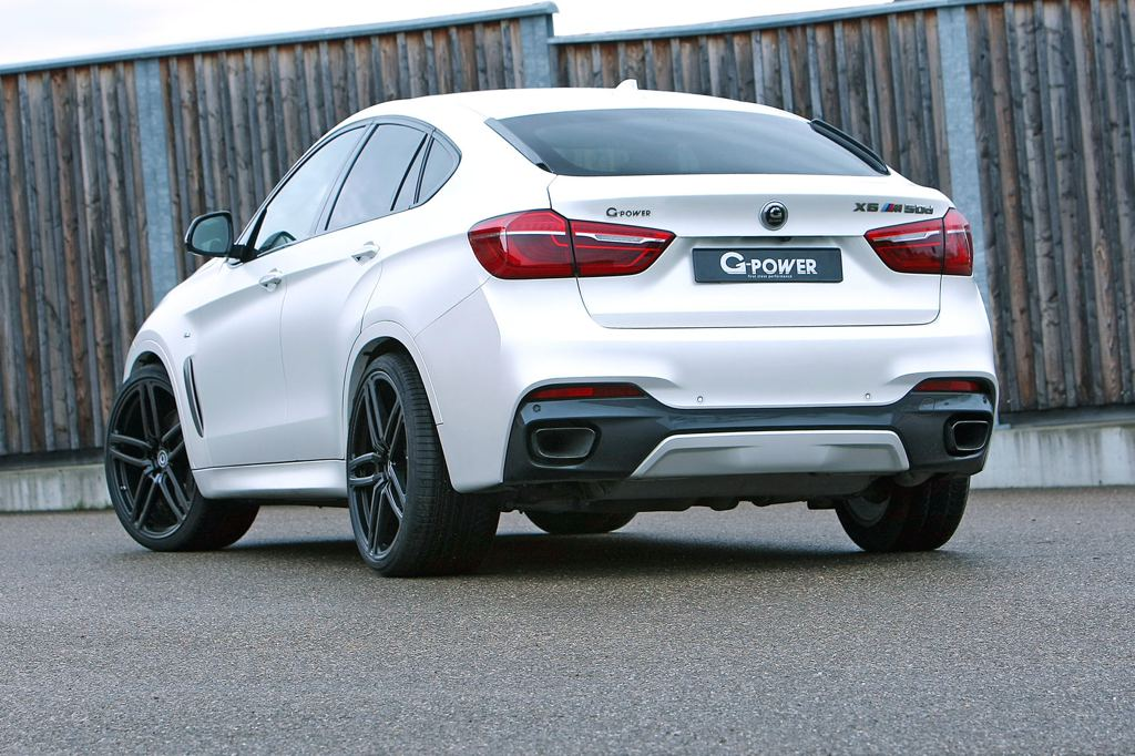 BMW X6 M50d by G-Power (5)