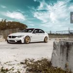 F80 BMW M3 Sits on HRE Wheels (3)