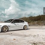 F80 BMW M3 Sits on HRE Wheels (7)
