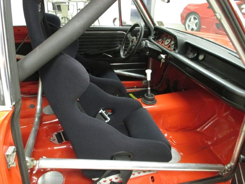 BMW 2002 Zender