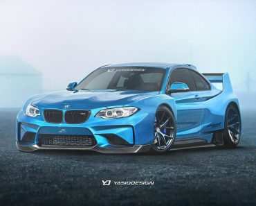 BMW M2 CSL by YasidDESIGN