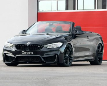 BMW M4 Cabrio by G-Power