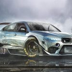 BMW X6 by YasidDESIGN