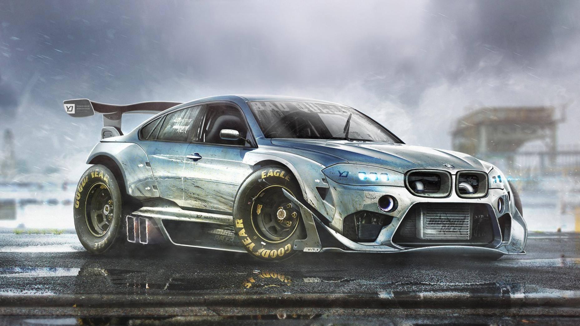 BMW X6 by YasidDESIGN