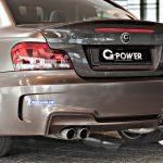 E82 G1 V8 Hurricane RS by G-Power