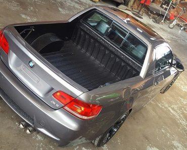 E92 BMW M3 pickup