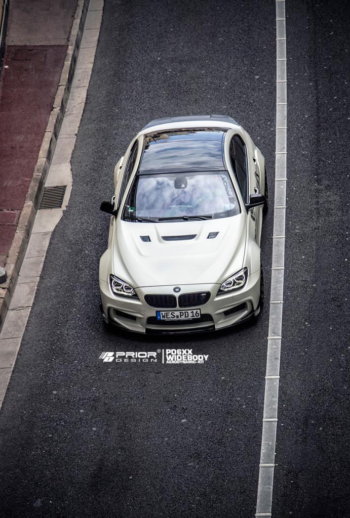 F06 BMW PD 650i PP-Performance