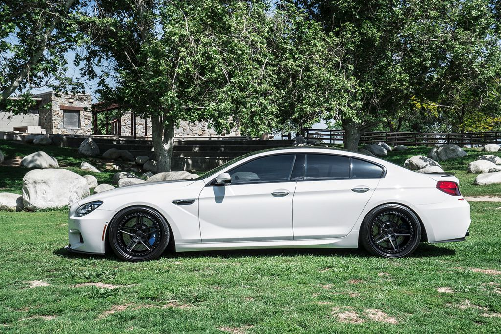 f14 bmw m6 gran coupe with forgiato rims bmw car tuning. Black Bedroom Furniture Sets. Home Design Ideas