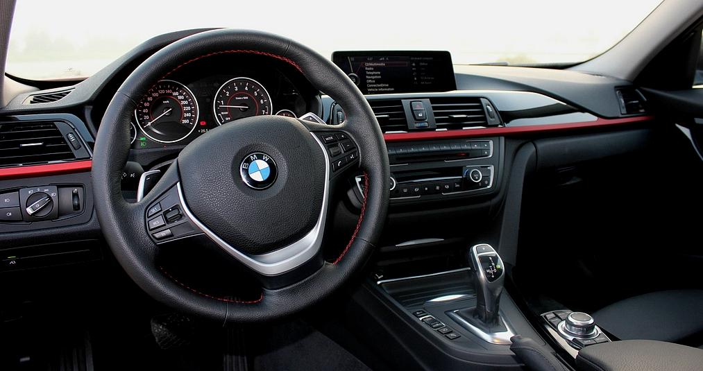 F30 BMW 335i Interior