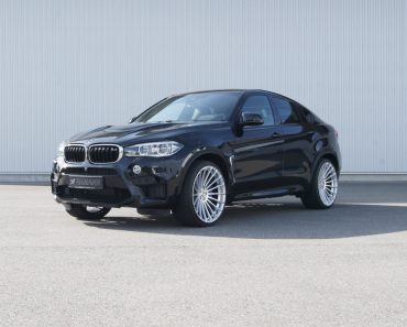 F86 BMW X6M by Hamann