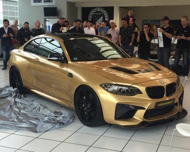 2016 BMW M2 MH2 630 by Manhart  (4)