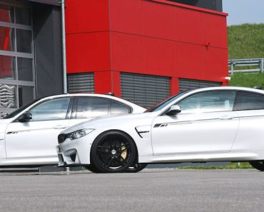 BMW M3 & M4 with Power Kit by G-Power (2)