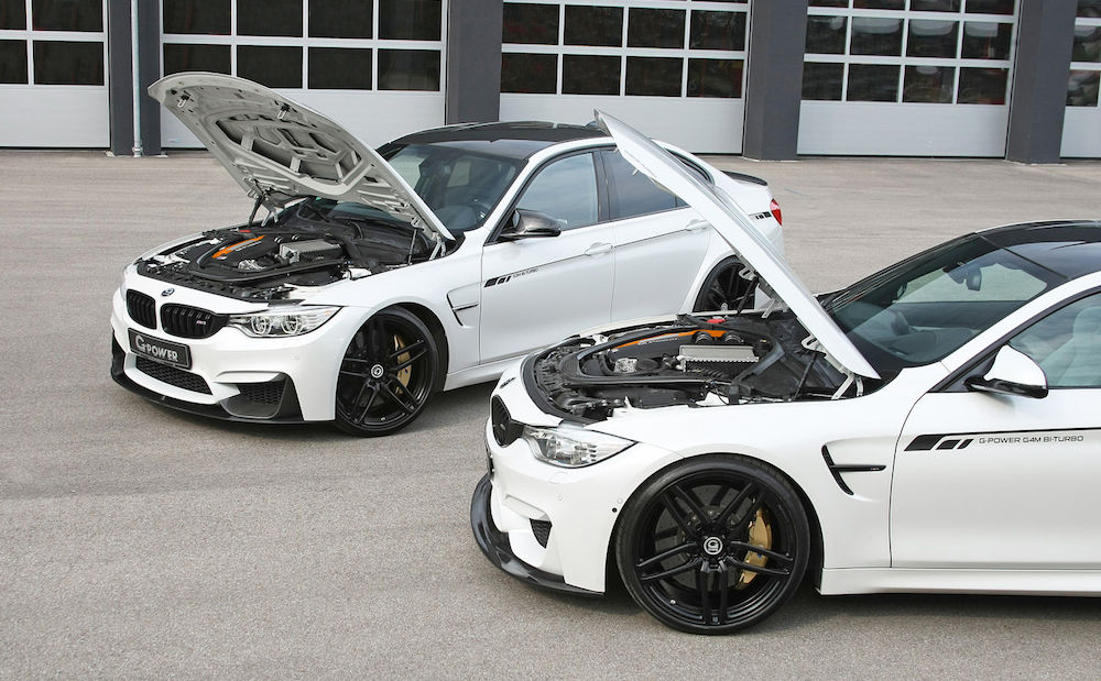 BMW M3 & M4 with Power Kit by G-Power (4)