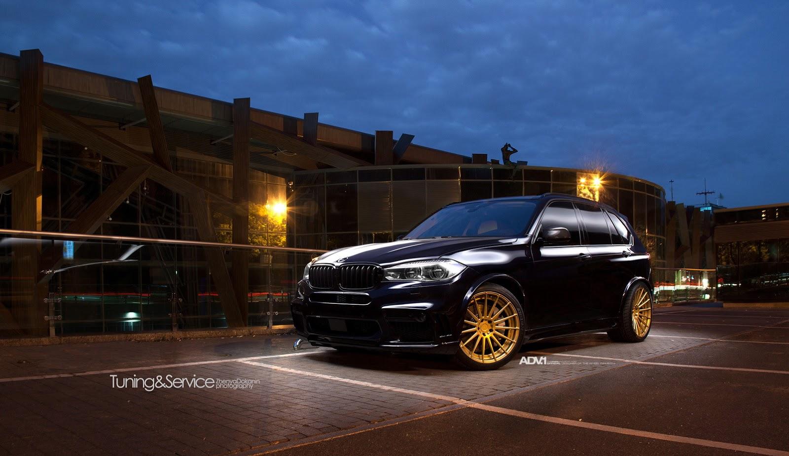 BMW M5 ADV12 M.V2 Standard Series