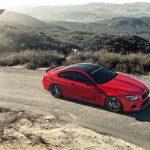 BMW M6 with 21-inch Carbon Graphite Alloys by Vorsteiner (7)