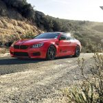 BMW M6 with 21-inch Carbon Graphite Alloys by Vorsteiner (9)
