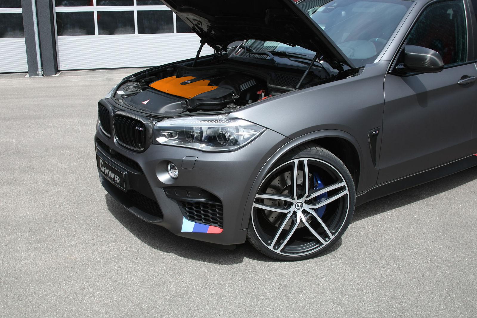 F15 BMW X5 by G-Power
