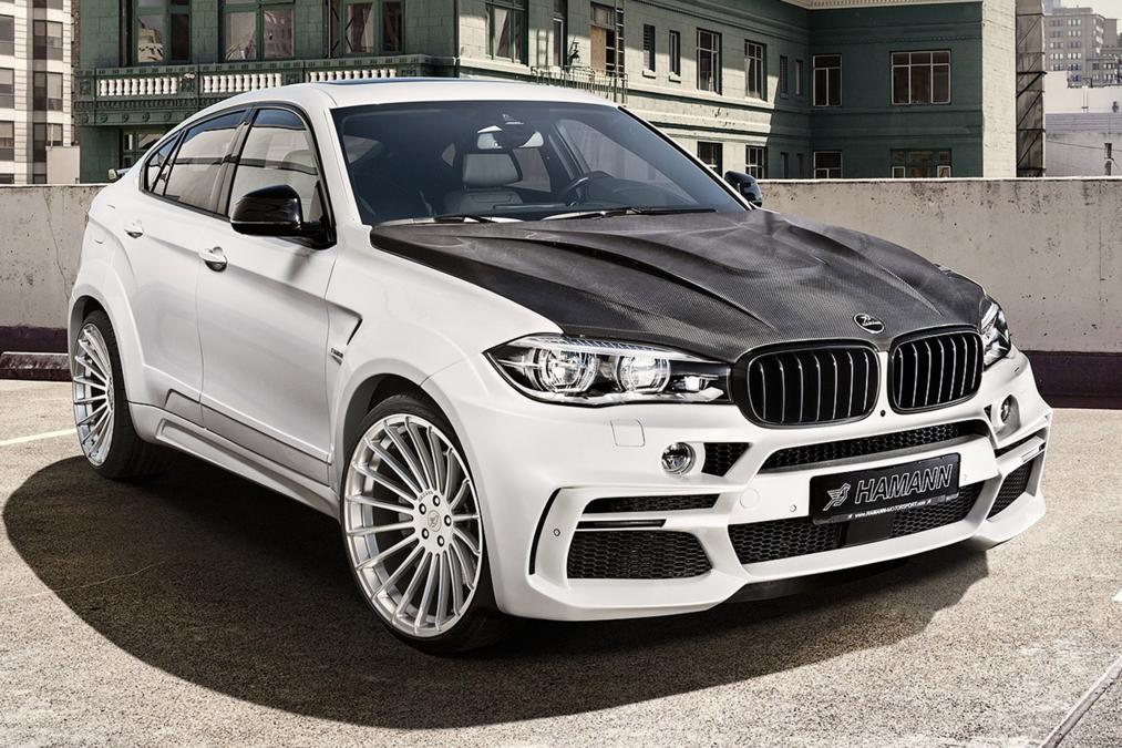 bmw x6 m50d by hamann fast but fuel conscious bmw. Black Bedroom Furniture Sets. Home Design Ideas