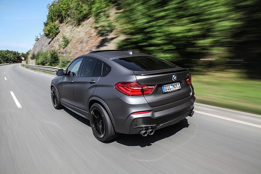 F26 BMW X4 xDrive35d by Lightweight