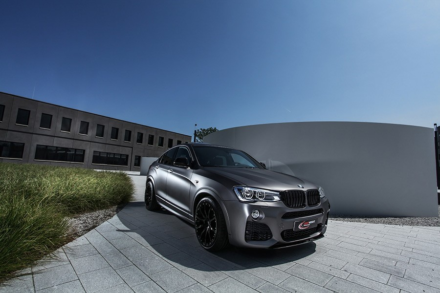 F26 BMW X4 xDrive35d by Lightweight (6)