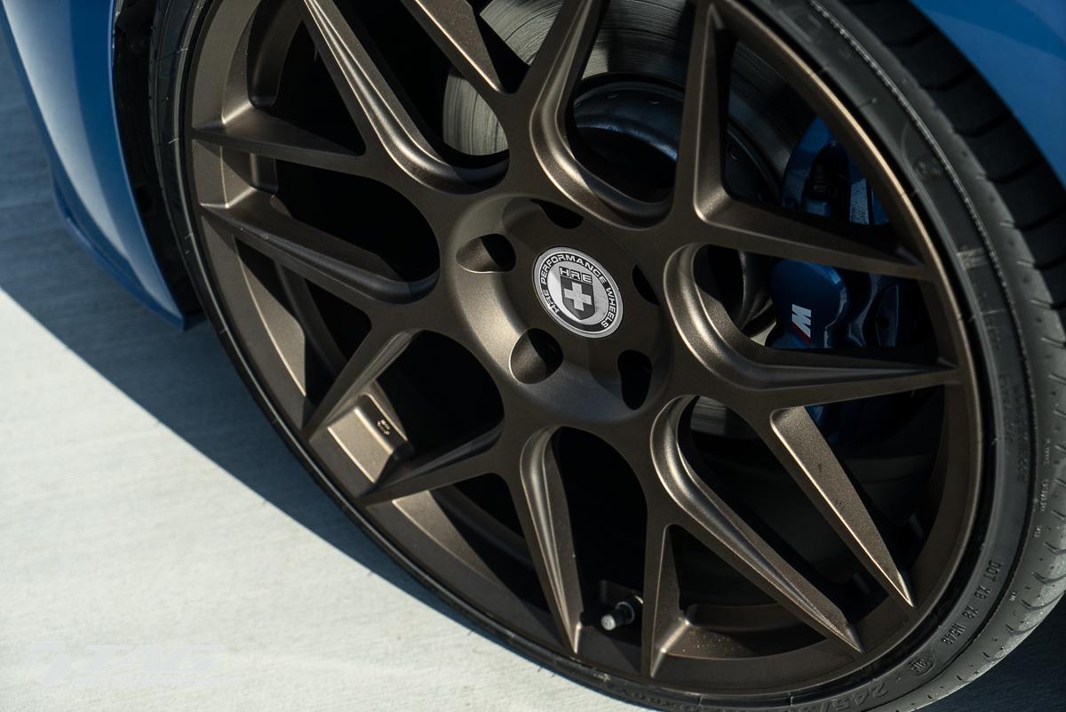 F30 BMW 3-Series Sits on HRE Wheels (3)