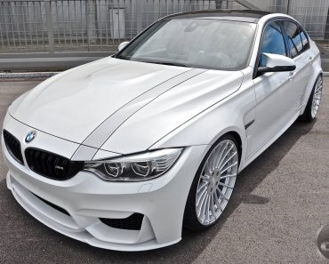 F80 BMW M3 by DS Automobile