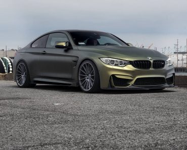 F82 BMW M4 Zito wheels
