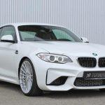 F87 BMW M2 with Hamann wheels