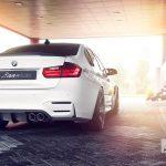 Alpine White BMW M3 (6)