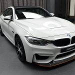 Alpine White BMW M4 GTS (1)